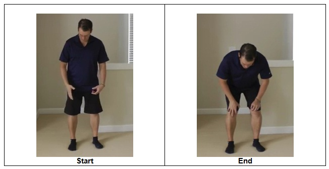 Deadlift Hamstring Stretch