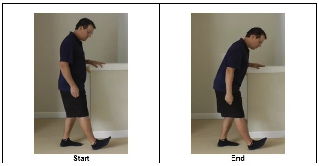 Straight Leg Hamstring Stretch