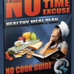No Cook Recipe Idea with JR Burgess